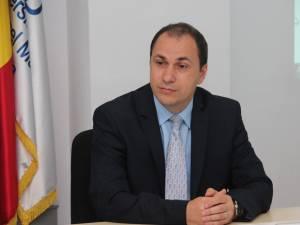 Mihai Dimian – prorector al Universităţii din Suceava