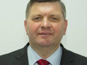 Candidatul ALDE la Primăria Rădăuţi, Constantin Boliacu