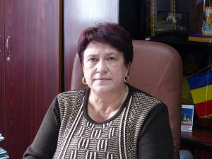 Maria Cojocariu, primarul oraşului Dolhasca