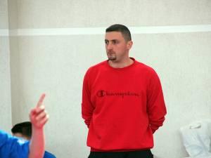 Antrenorul Marius Stan este mulţumit de îndeplinirea obiectivului propus