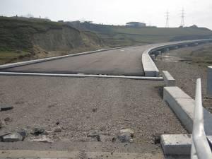 CNADNR estimează că lucrările la şoseaua de centură a Sucevei pot fi finalizate în luna iulie 2017