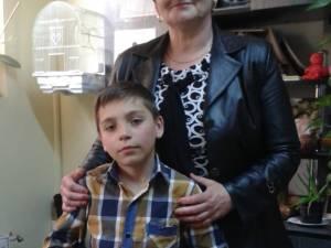 Stelian Coca, în vârstă de 10 ani, a primit o excursie de trei zile şi două nopţi la Disneyland Paris