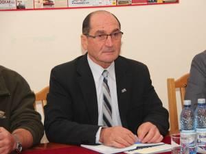 Prof. Dumitru Irimia, vicepreşedintele ASIS