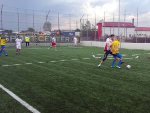 Egger si Rocast Nord au jucat meciul inaugural din Liga Companiilor