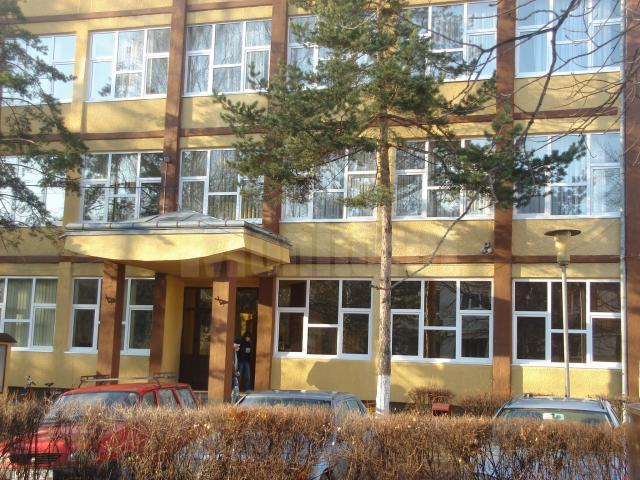 "Colegiul Național de Informatică ""Spiru Haret"" Suceava"