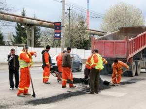 Două artere rutiere mari din municipiul Suceava vor fi complet reabilitate