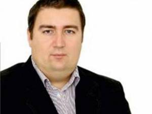 Candidatul UNPR la Primăria municipiului Suceava, Marius Boghian