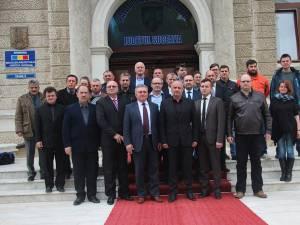 ALDE Suceava a depus ieri lista de candidaţi pentru Consiliul Judeţean, pe primul loc fiind deputatul Alexandru Băişanu