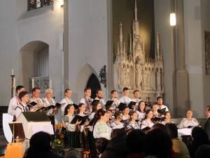 Primul concert a fost susţinut în Sala Senatului din clădirea Parlamentului Bavariei