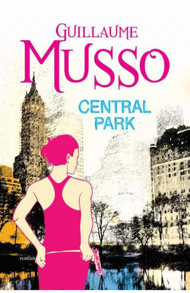 """Guillaume Musso: """"Central Park"""""""