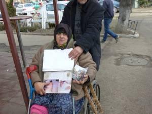 Maria Cherar şi concubinul acesteia, Mihai Puşcaşu, susţin că au nevoie de protecţie din partea poliţiei pentru ca femeia să se poată prezenta pentru a depune mărturie