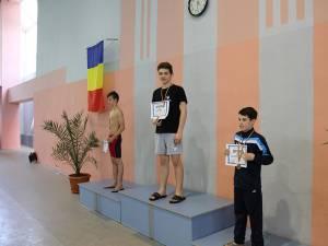 Suceveanul Călin Moscaliuc a luat aur în toate cele 8 probe în care a concurat