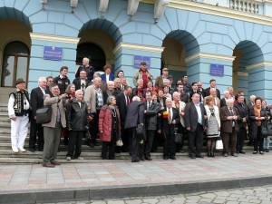 Participanţii la AG a SCLRB
