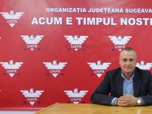 Dorel Constantin Dumitraş, candidatul UNPR pentru funcţia de primar în Moara