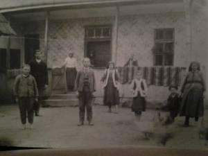O locuinţă de maghiari