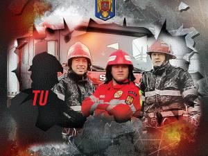 Pompierii recrutează voluntari pe care să-i pregătească pentru intervenţii la situaţii de urgenţă