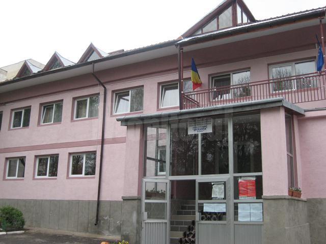 """Centrul de Plasament """"Speranţa"""", locul unde Marius Costel Dumitriu lucra ca supraveghetor de noapte"""