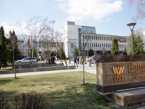 """Universitatea """"Ştefan cel Mare"""" din Suceava"""