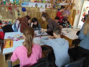 Oaspeţi din Iordania, la Centrul Şcolar de Educaţie Incluzivă Suceava
