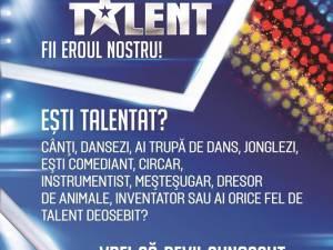 "Echipa ""Românii au talent"", la Gura Humorului"