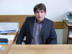 Prof. Cezar Anuţei, purtător de cuvânt al Inspectoratului Şcolar Suceava