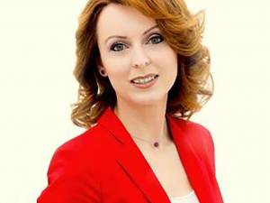 Candidatul Partidului Ecologist Român (PER) pentru Primăria Suceava, Alina Geonea
