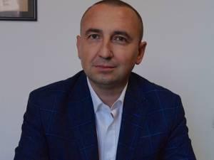 Cătălin Miron, preşedintele PNL Rădăuţi şi candidatul acestui partid pentru funcţia de primar