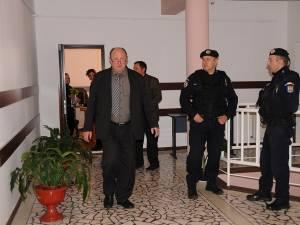 Vasile Andriciuc a fost ridicat şi dus la DNA Bucureşti, pentru audieri