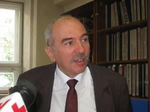 Ştefan Gheorghe Pentiuc, decanul Facultăţii de Inginerie Electrică şi Ştiinţa Calculatoarelor