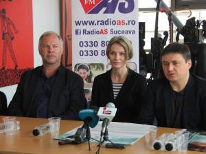 Vlad Ivanov, Lia Bugnar şi Cristian Mungiu