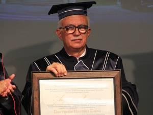 Preşedintele Curţii Constituţionale a României, Augustin Zegrean, distins cu titlul Doctor Honoris Causa al USV