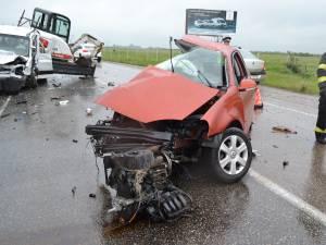 Accident mortal la Vadu Moldovei, pe E 85 sursa: ziaruldepenet.ro