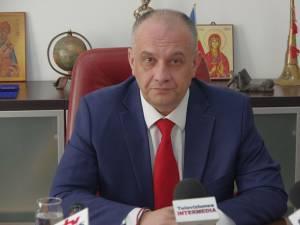 Liderul ALDE Suceava şi candidatul acestui partid pentru funcţia de primar al Sucevei, deputatul Alexandru Băişanu