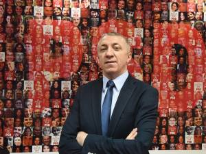 Eduard Dziminschi, candidatul PSD pentru funcţia de primar al comunei Moara