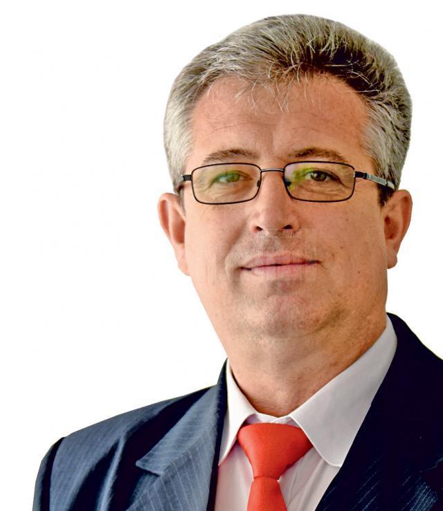 Aleodor Nichifor, candidatul PSD pentru funcţia de primar în Bosanci