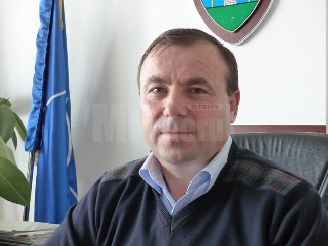 Primarul PNL din Liteni, Tomiţă Onisii, candidează pentru un nou mandat la alegerile din data de 5 iunie a.c.
