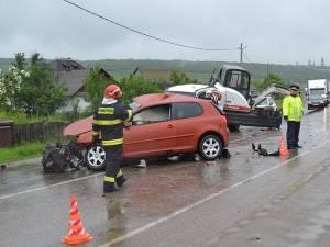 Accidentul mortal s-a petrecut ieri seară, pe E 85, pe raza comunei Vadu Moldovei. sursa: ziaruldepenet.ro