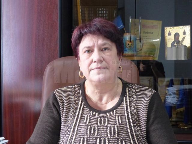 Primarul PSD din Dolhasca, Maria Cojocariu, a anunţat că va continua investiţiile pentru ca această localitate să devină cu adevărat un oraş