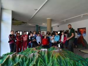 Centrul de vizitare al Parcului Naţional Călimani, într-un nou format
