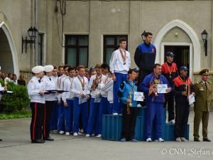 Locul I pentru Colegiul Militar Câmpulung Moldovenesc, la Olimpiada de vară a sportului militar liceal