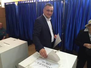 Ioan Bogdan Codreanu: Am votat pentru comunitatea mea, precum și pentru întreaga Bucovină