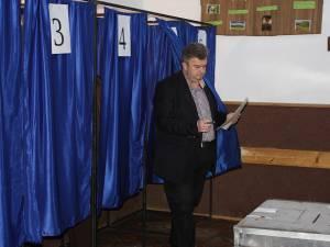 Nechifor a votat pentru sucevenii care cred că se poate face şi altfel de politică