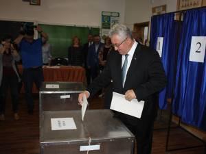 Lungu a votat pentru transformarea Sucevei într-un oraş de nivel european