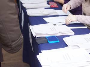 PNL are 7 procente în fața PSD la votul politic pentru CJ și 7% mai puțin ca PSD la cel pentru consiliile locale