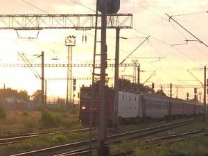 Trenul sezonier Suceava-Mangalia