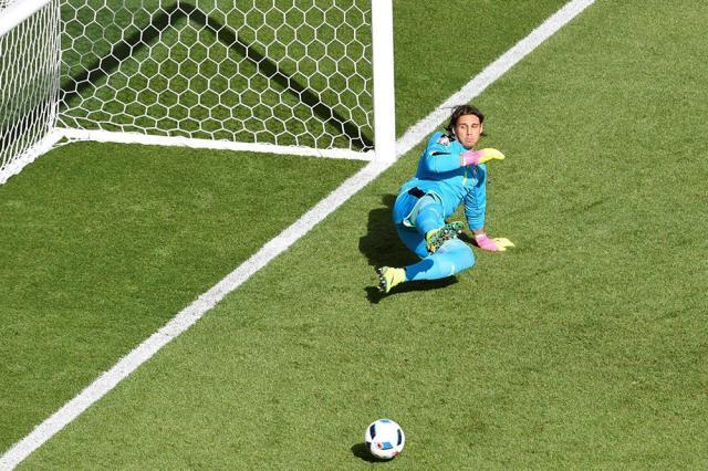 România – Elveţia 1-1 Foto: www.uefa.com