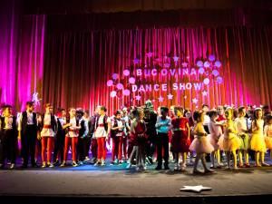 Bucovina Dance Show, pe scena Casei de Cultură Suceava