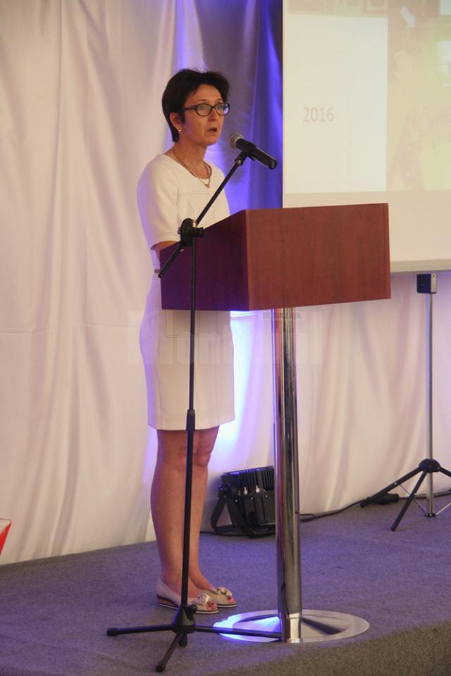 Directorul general al companiei Sidem, Gwen Verfaillie