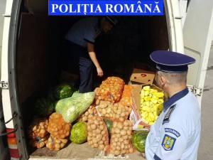 Acţiune de creştere a siguranţei în mediul rural, desfăşurată de poliţişti