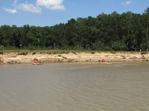 Doi tineri de 20 de ani s-au înecat în râul Suceava, la Liteni